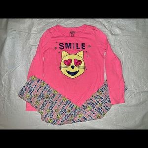 Size 10/12 OshKosh Cat Outfit